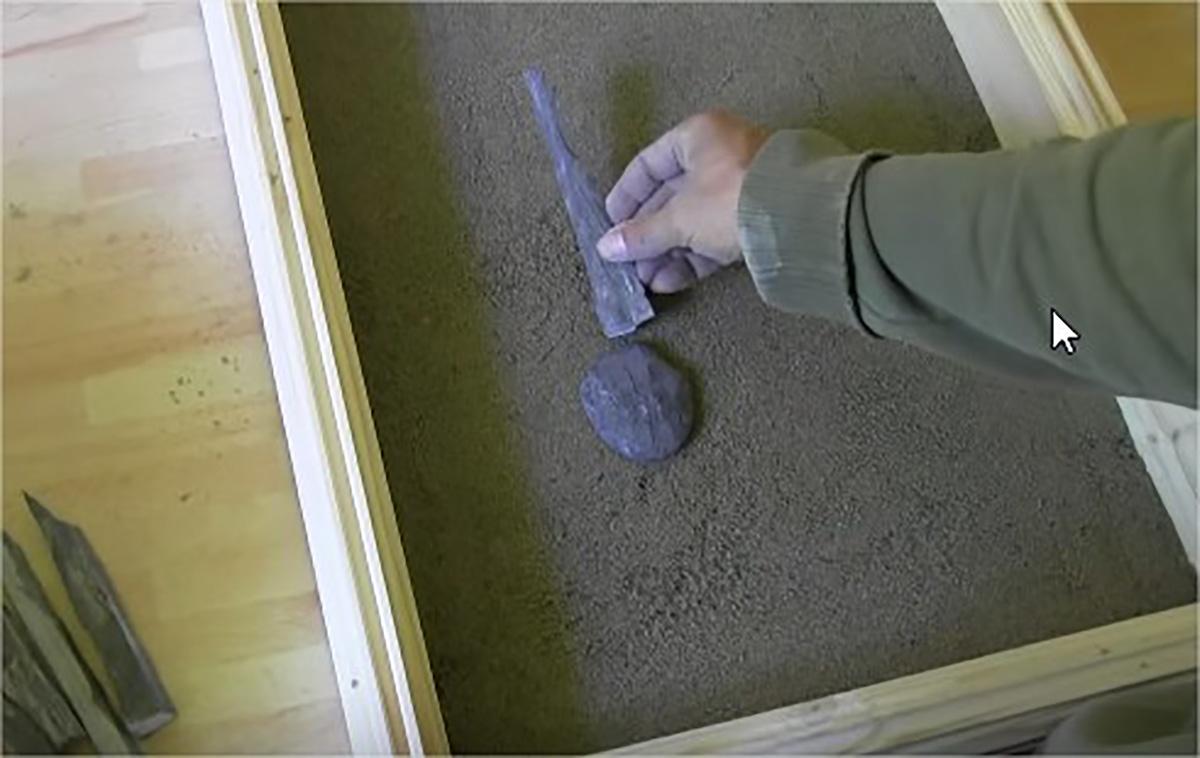 Fabriquer facilement des dalles de jardin