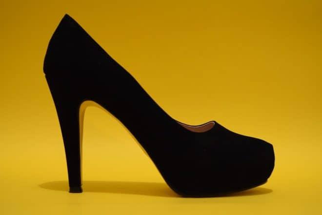 apprendre à dompter une nouvelle paire de chaussures