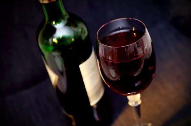 les bienfaits du petit verre de rouge