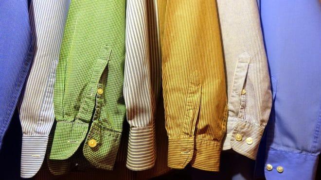 Des chemises