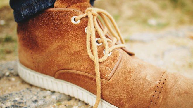 Chaussure nubuck