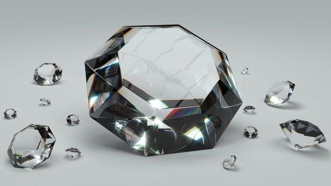 Gros diamant