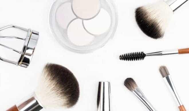 Quelques outils de maquillage
