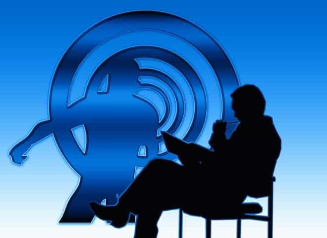 Psychologue écoute