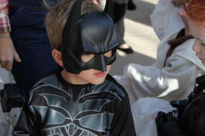 Costume Batman, enfant