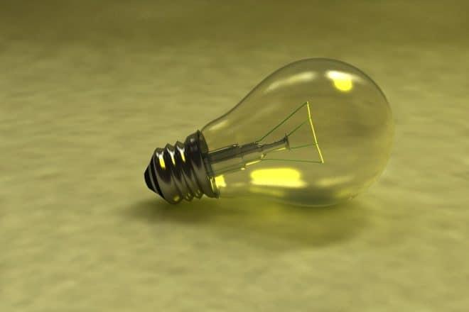 Ampoule incandescence