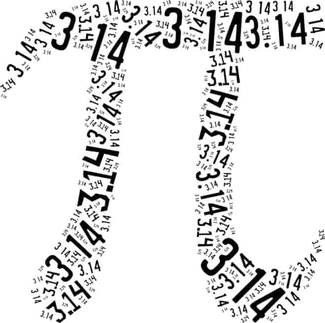 Pi, 3,14