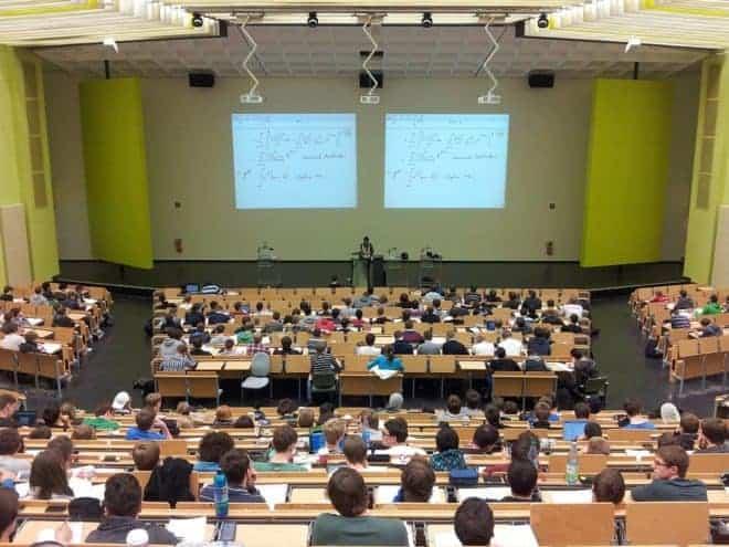Université, étudiants