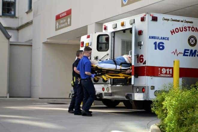 Ambulance, urgence