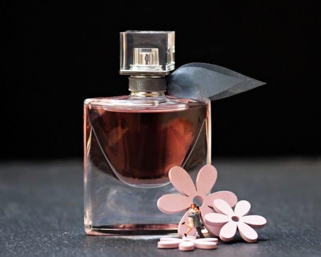 Flacon e parfum