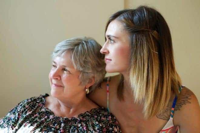 Belle- fille et belle-mère