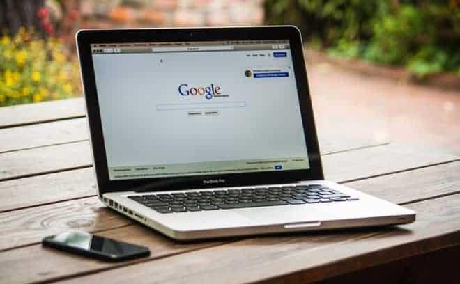 Ordi, google